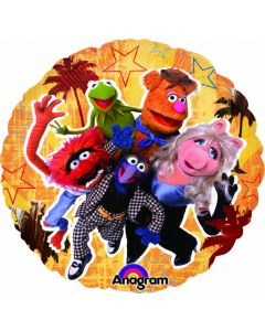 """9"""" Muppets Inflated with Cup & Stick"""