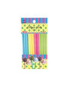 "4"" Lollipop Sticks Assort 32ct"