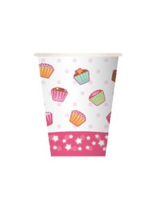 9oz Cup Cakes Cups 8ct