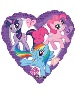 "18"" My Little Pony Heart"