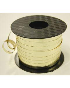 "3/16"" Metallic Gold Crimped Ribbon"