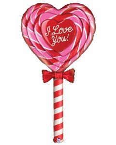 5' Mighty Love Lollipop
