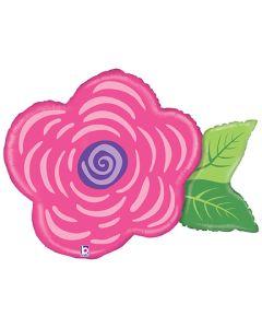 "37"" Pink Spring Flower"