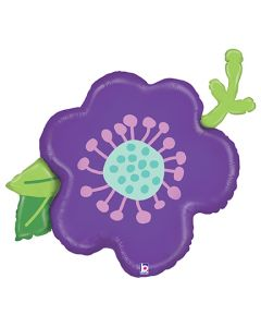 "39"" Purple Spring Flower"