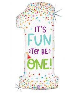 "46"" Fun To Be One!!"