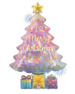"""39"""" Opal Christmas Tree"""