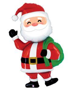 """60""""  Special Delivery Santa"""