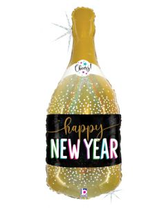 """36"""" New Year Champagne"""