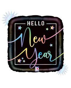 """18"""" Neon New Year Pkg"""