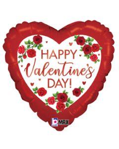 """18"""" Mini Roses Valentine Pkg"""