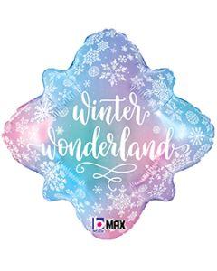 "18"" Winter Wonderland Snowflake"