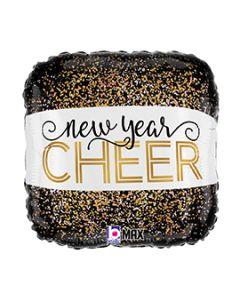"""18"""" New Year Cheer  Pkg"""