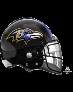 """21"""" Baltimore Ravens Helmet"""