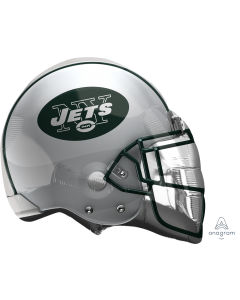 "21"" New York Jets Helmet"