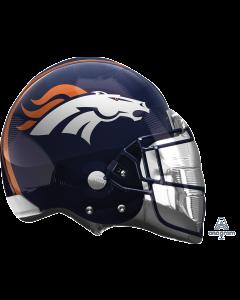 """21"""" Denver Broncos Helmet"""