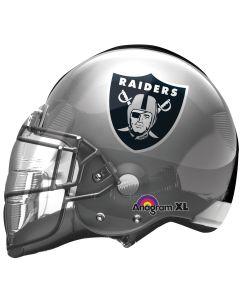 """21"""" Oakland Raiders Helmet"""