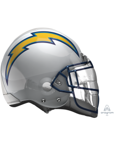 "21"" Los Angeles Chargers Helmet"