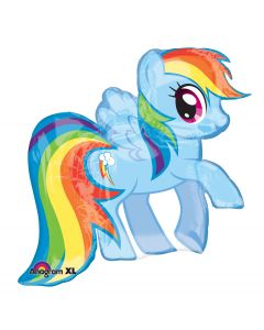 "28"" My Little Pony Rainbow Dash"