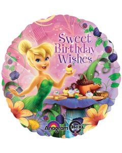 "18"" Tinker Bell B'day Wishes Pkg"