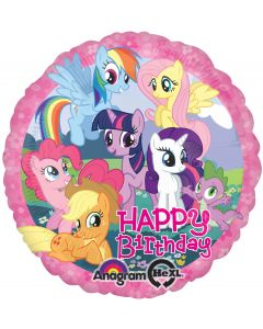 "18"" My Little Pony B'day"