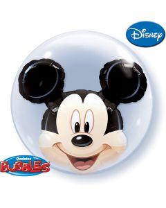 "24"" Mickey Double Bubble"