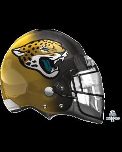 """21"""" Jacksonville Jaguars Helmet"""