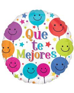 "18"" Smiley Que Te Majores"