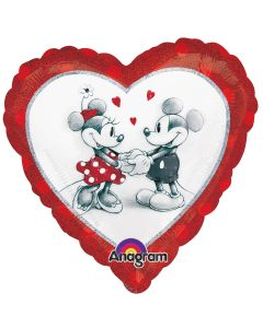 "18"" Mickey & Minnie Luv Classic-"