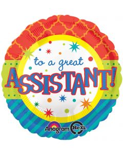 "18"" Assistant's Day Bright"
