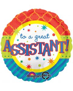 "9"" Assistant's Day Bright"