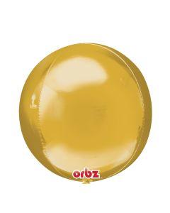"""16"""" Gold Orbz"""