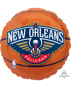 "18"" New Orleans Pelicans"