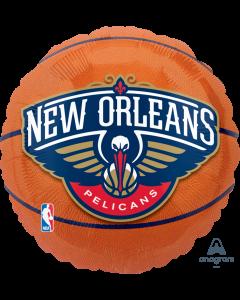 "18"" New Orleans Pelicans"