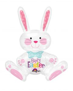 """24"""" Sitting Easter Bunny"""