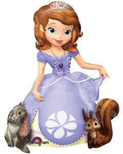 "48"" Sofia The First Airwalker"