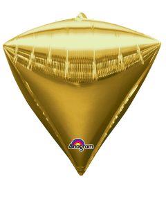 "17"" Gold Diamondz"