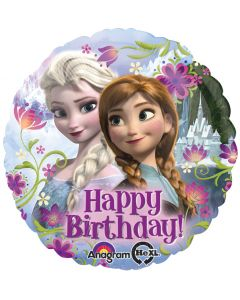 """18"""" Disney Frozen Happy B'day"""