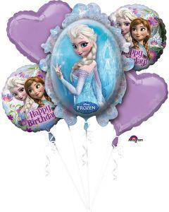 Frozen B'day Bouquet