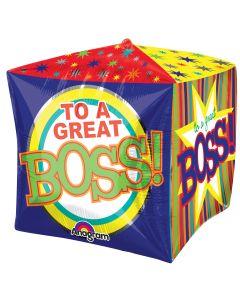 """15"""" Great Boss Stripes Orbz"""