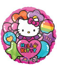 """18"""" Hello Kitty Rainbow"""