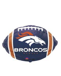 """18"""" Denver Broncos"""