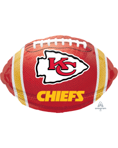 "18"" Kansas City Chiefs"