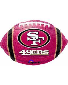 "18"" San Francisco 49ers"