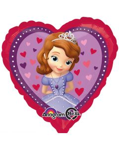 "18"" Sofia The First Love--"