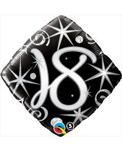 """18"""" Elegant Sparkles 18 Pkg"""