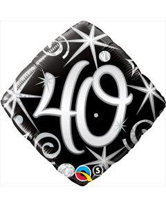 """18"""" Elegant Sparkles 40 Pkg"""