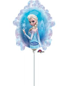 "14"" Disney Frozen Inflated with Cup & Stick"