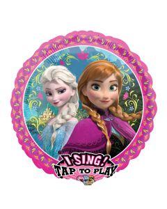 "28"" Disney Frozen Singing Balloon-"