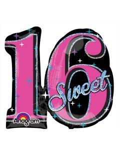 "28"" Sweet 16 Sparkle"