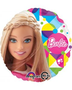 "18"" Barbie Sparkle-"